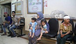 Zbombardowano szpital położniczy w Syrii w prowincji Idlib, są ofiary