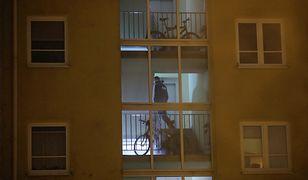 Warszawa. Strzelanina na Targówku. Zabił się, bo myślał, że policja chce go zatrzymać za morderstwo