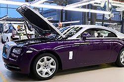 Rolls Royce: tak powstaje motoryzacyjne dzieło sztuki