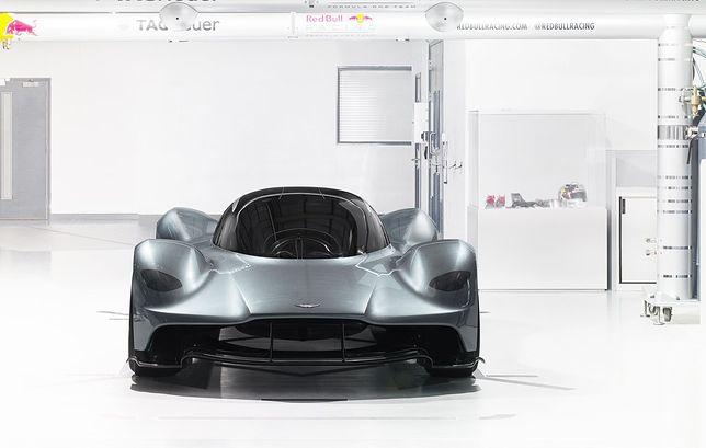 Aston Martin AM-RB 001 otrzymał nazwę Valkyrie