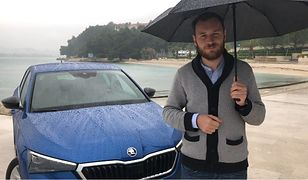 Skoda Scala - pierwsza jazda nowym rywalem VW Golfa