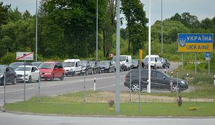 Ponad tysiąc pojazdów w kolejkach na granicy z Polską