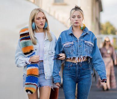 Kurtki jeansowe z sieciówek na lato 2020. Stylowe modele do 150 zł