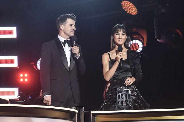 Ida Nowakowska i Tomasz Kammel poprowadzili sobotnie koncerty w Opolu