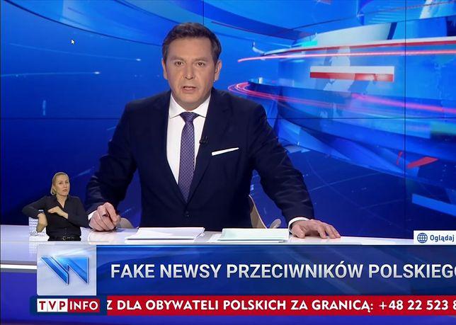 """TVP znów zaatakowało TVN  Kolejny atak na TVN. """"Wiadomości"""" nie dają za wygraną"""