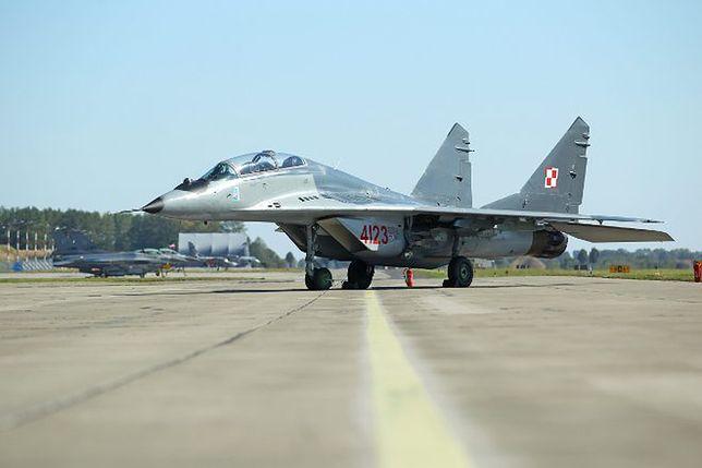 Polskie myśliwce MIG-29 po modernizacji