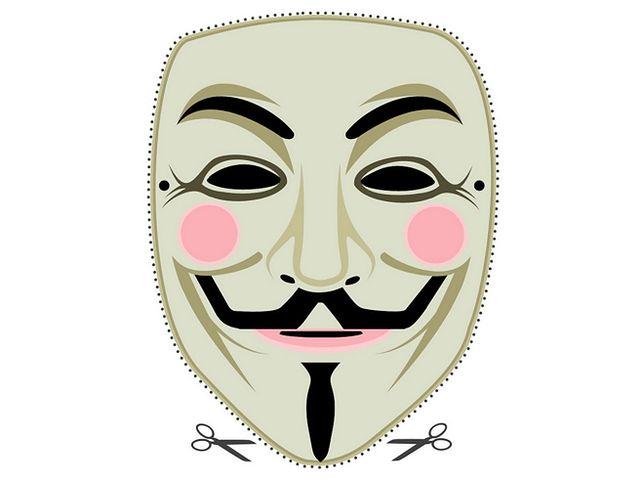 Anonymous i ich zwolennicy padli ofiarą... hakerów