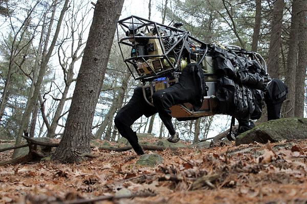 Google kupiło Boston Dynamics