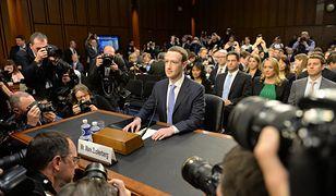 Mark Zuckerberg z przesłuchania w Kongresie wyszedł obronną ręką. UE mu tak łatwo nie odpuści