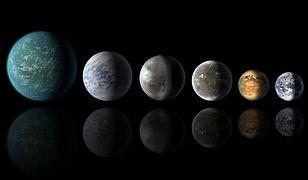 Ponad 35 proc. egzoplanet większych od Ziemi jest wodnymi gigantami