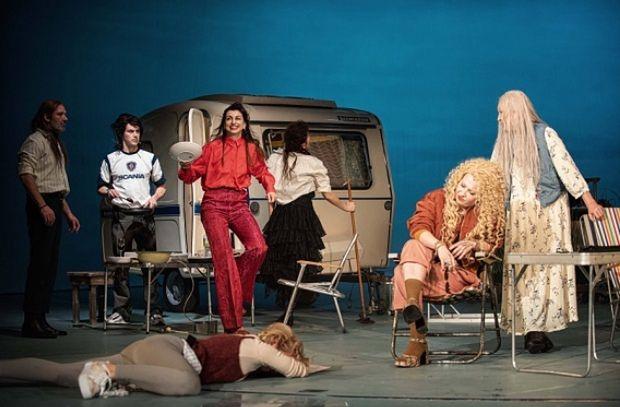 """M.G."" w Teatrze Polskim, fot. Magda Hueckel"
