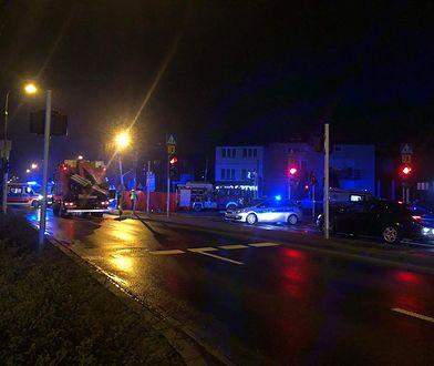 Tragedia w Piastowie. Wycinali rannych z wraków