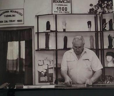 """Najstarsza pracownia rękawiczek zamyka się po 120 latach. """"Panująca pandemia to gwóźdź do trumny""""."""
