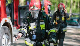 Mazowieckie. Pożar kamienicy w Piastowie. Dwie osoby nie żyją