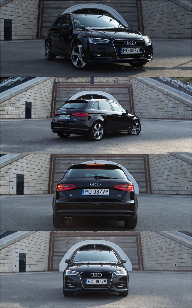 Audi A3 Sportback 20 Tdi Ambition Test Mototokpl Strona 5 Z 14