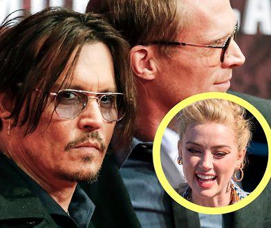 Johnny Depp miał wysyłać Paulowi Bettany'emu kompromitujące go SMS-y