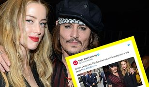 Amber Heard i Johnny Depp pobrali się w 2015 r. Małżeństwo przetrwało kilkanaście miesięcy