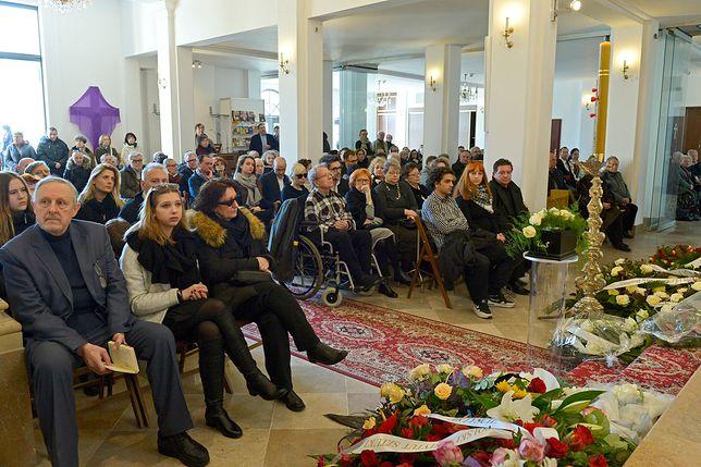 Pogrzeb Mariana Kociniaka
