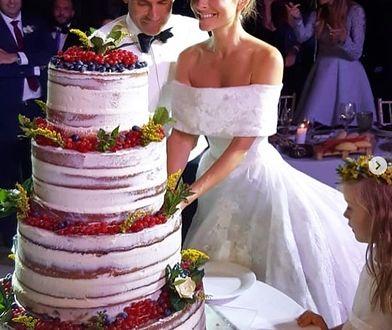 Gwiazda amerykańskiej telewizji marzyła o skromnym weselu
