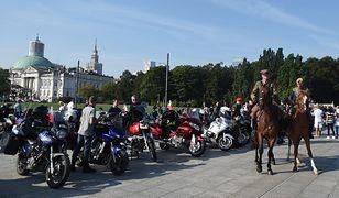 By dotrzeć do miejsc zbrodni. Wyruszył XVI Międzynarodowy Motocyklowy Rajd Katyński