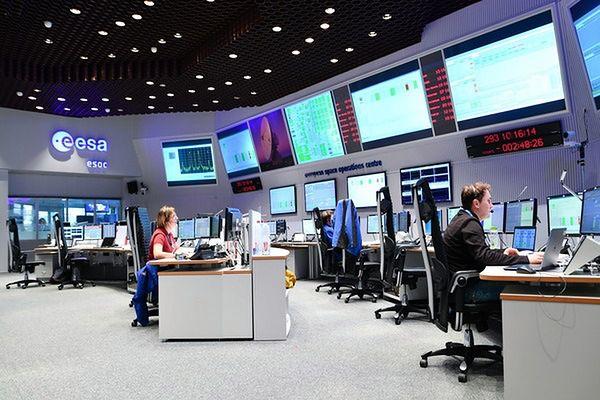 ESA: lądownik Schiaparelli rozbił się o powierzchnię Marsa