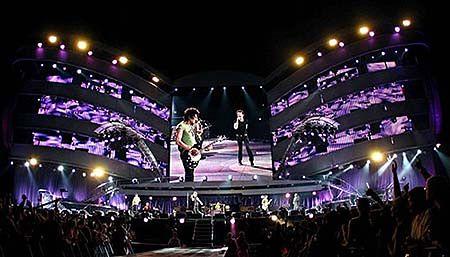Rolling Stonesi nie odwołali koncertu