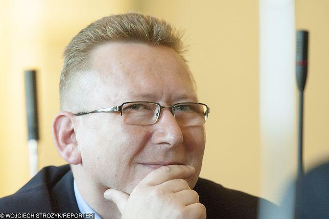 Piotr Walentynowicz nie wykazał w oświadczeniu majątkowym żadnych oszczędności