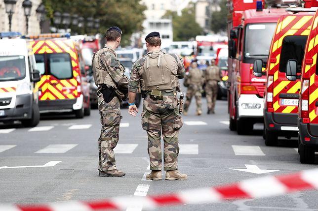 Do ataku doszło w budynku paryskiej prefektury policji