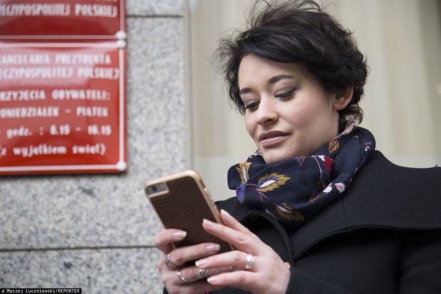 Anna-Maria Żukowska, rzeczniczka SLD.