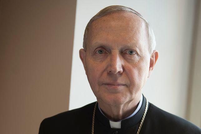 Biskup płocki Piotr Libera