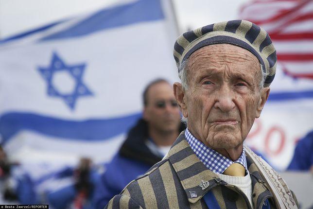 Edward Mosberg o Holokauście i Międzynarodowym Dniu Pamięci.