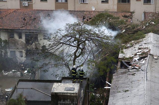 Brazylia: rozbił się samolot z kandydatem na prezydenta