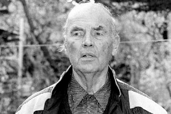 Erich Priebke w 1994 roku w Argentynie