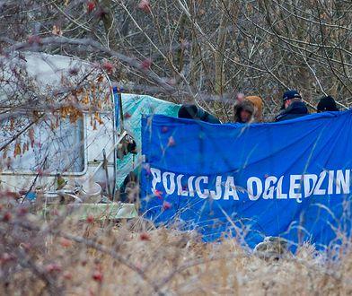 Szynych pod Grudziądzem. Policja znalazła auto i dwa ciała (zdjęcie ilustracyjne)
