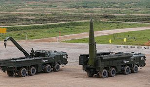 Rosyjskie rakiety Iskander