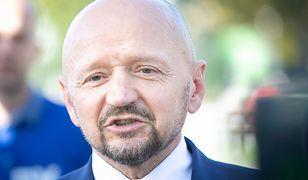 Wyniki wyborów 2019. Po dostaniu się do Senatu Jacek Bury zdecydował się zrezygnować z uposażenia senatora