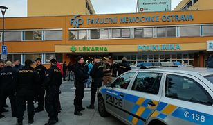 Do tragedii doszło w szpitalu w Ostrawie o 7 rano