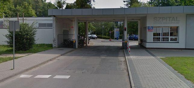 Po wypadku przy biokominku chłopiec trafił do szpitala w Ostrowie Wielkopolskim