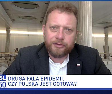 Łukasz Szumowski o koronawirusie jesienią. Będzie tysiąc zakażeń dziennie?