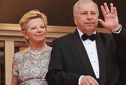 Jerzy Stuhr wrócił do domu. Barbara Stuhr odniosła do plotek o przyczynie choroby jej męża