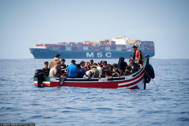 Wyspy Kanaryjskie. Czterech migrantów zmarło na łodzi / Zdjęcie ilustracyjne