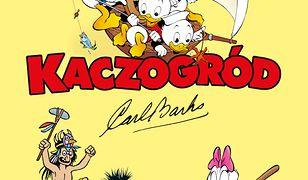 Kaczogród - Carl Barks – Na dalekiej północy i inne historie z lat 1949-1950