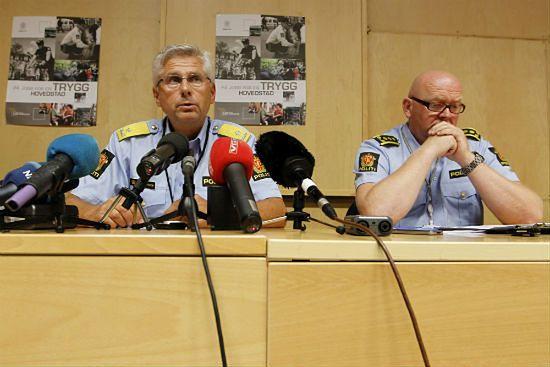 Norweska policja: nie jesteśmy gotowi podać nazwisk ofiar