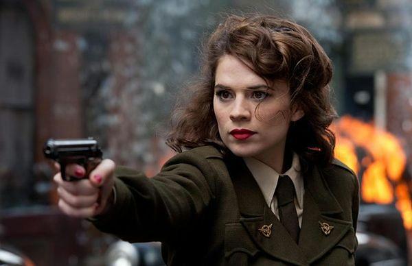 Agentka Carter z agentami T.A.R.C.Z.Y.