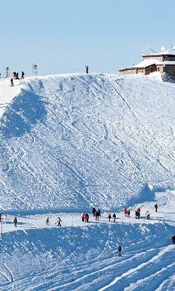 Podhale - dobre warunki narciarskie