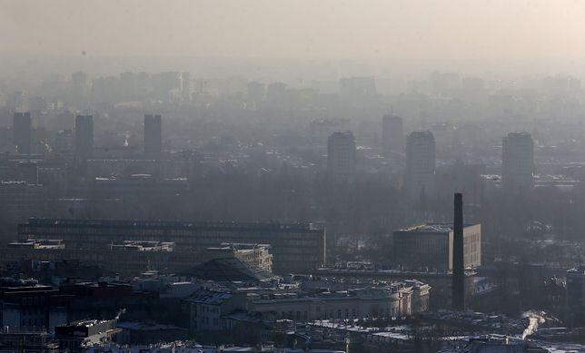 """Smog nie odpuszcza. """"W ciągu dnia jakość powietrza się pogorszy"""""""
