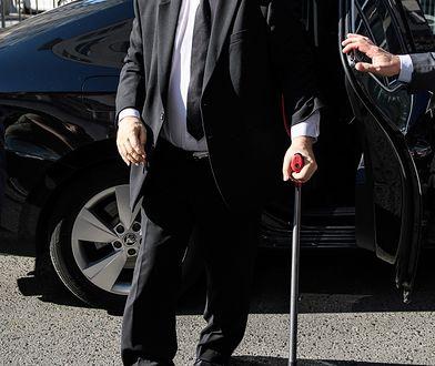 Prezesa PiS po wyborach samorządowych czeka operacja