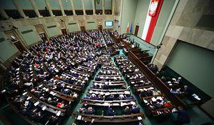 Sejm. Uroczystość wręczenia zaświadczeń o wyborze posłów