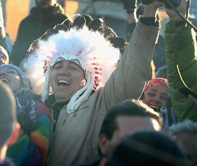 USA: protestujący Indianie skutecznie zablokowali budowę ropociągu