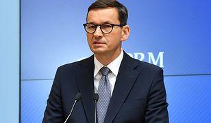 """""""Lex TVN"""" w Sejmie. Morawiecki o zagrożeniu z Chin i Rosji"""